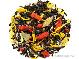 Herbata czarna Bieszczadzki Czaj
