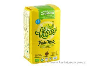 Yerba Mate Kraus Organica 0,5 kg