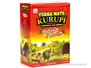 Yerba Mate Kurupi Katuava 0,5 kg