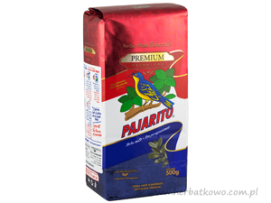 Yerba Mate Pajarito Despalada Premium 0,5 kg