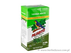 Yerba Mate Pajarito Hierbas 0,5 kg ziołowa