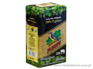 Yerba Mate Pajarito Organica 0,5 kg