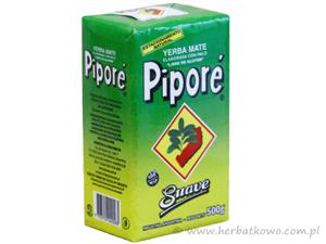 Yerba Mate Pipore Suave 0,5 kg