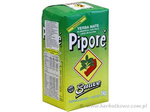 Yerba Mate Pipore Suave 1 kg