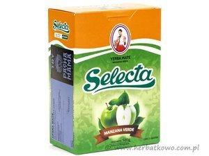 Yerba Mate Selecta Green Apple 0,5 kg