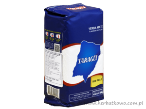 Yerba Mate Taragui Sin Palo 0,5 kg