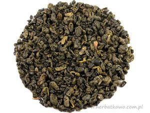 Zielona herbata Gunpowder Temple of Heaven