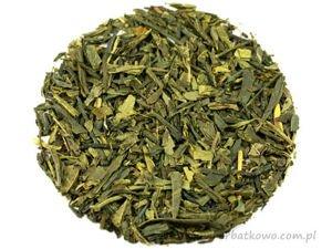Zielona herbata Japan Bancha