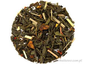 Zielona herbata Moc Granatu