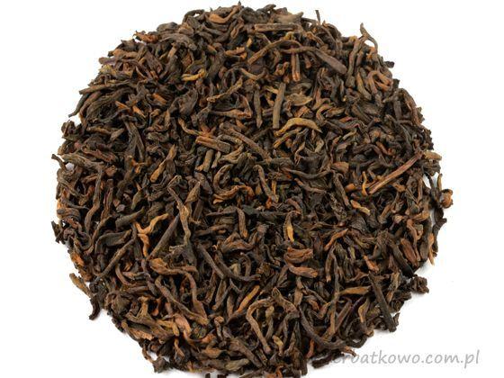 Herbata Pu Erh Premium sześcioletni  DONGZHAI Organic
