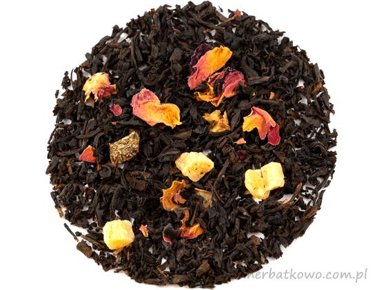 Herbata czarna Różane Ogrody