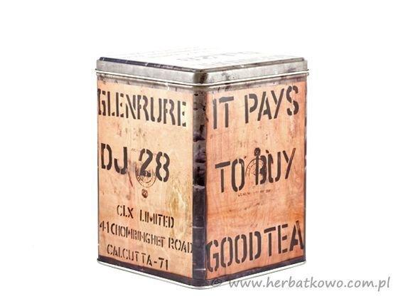 Puszka na herbatę Good Tea 500g