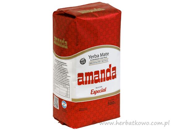 Yerba Mate Amanda Especial 0,5 kg