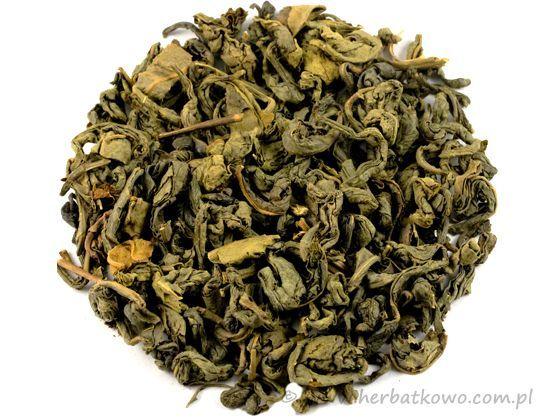 Zielona herbata Ceylon OPA