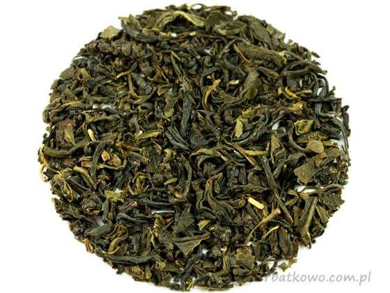 Zielona herbata Japan Tamaryokucha Organic