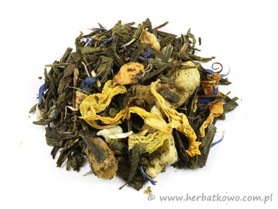 Zielona herbata Mogo Mogo