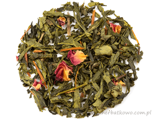 Zielona herbata Sencha Catuaba