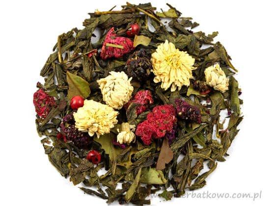 Zielona herbata Sencha Chiński Smok