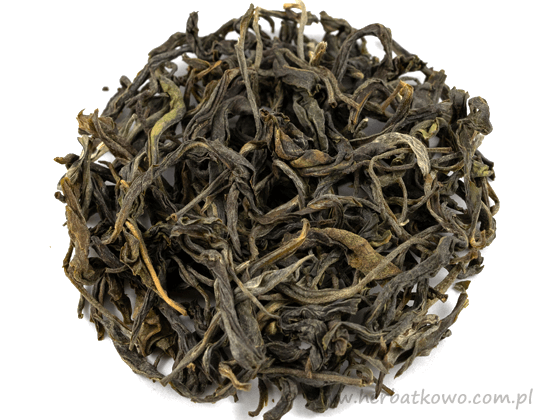 Zielona herbata Simao Da Ye Organic